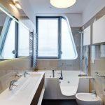 Praktisch Italiaanse badkamer ontwerp