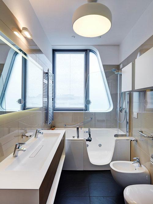 Praktisch italiaanse badkamer ontwerp badkamers voorbeelden - Douche italiaans ontwerp ...