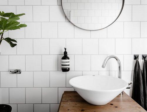 Open badkamer van historische loft badkamers voorbeelden