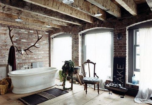 Rustiek Vintage Badkamer : Rustieke badkamers archives badkamers voorbeelden