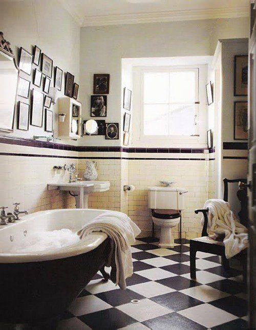 Schilderij in de badkamer badkamers voorbeelden - Decoratie schilderij volwassen kamer ...