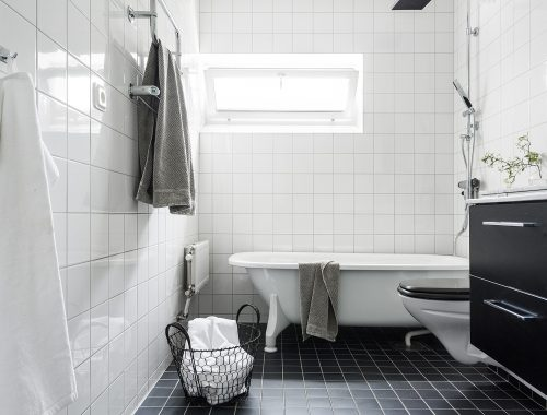 Simpele IKEA badkamer