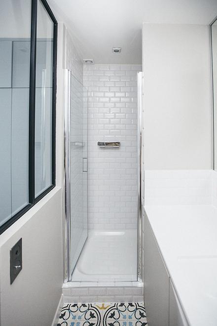 27 164541 indeling spotjes badkamer - Badkamer m ...