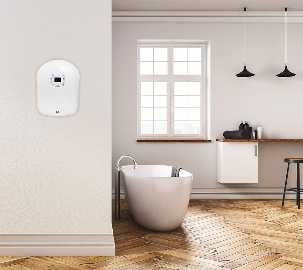 soorten badkamer verwarming elektrische kachel