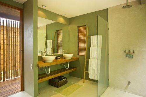 Spa badkamer in Costa Rica