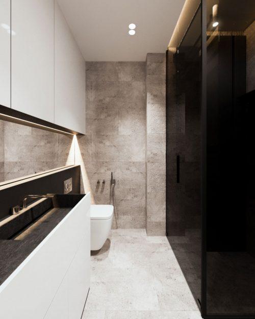 Stijlvolle luxe badkamers