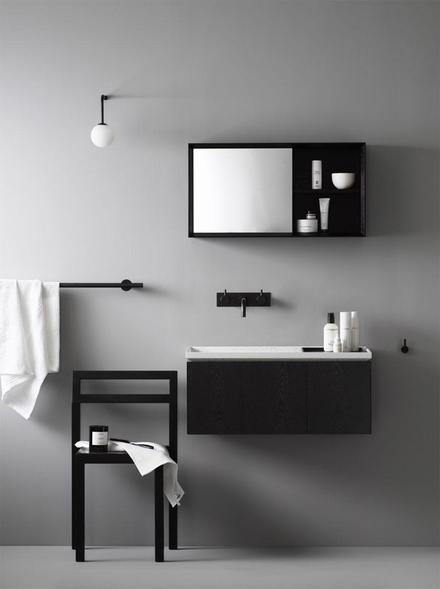 Stijlvolle minimalistische badkamers van Lagom Bath