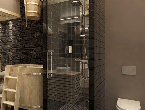Stoer badkamer ontwerp