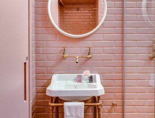 Houten vlonder in douche archives badkamers voorbeelden