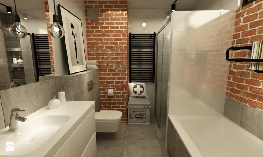 Hammam Badkamer Style : Stoere new york style loft badkamer badkamers voorbeelden