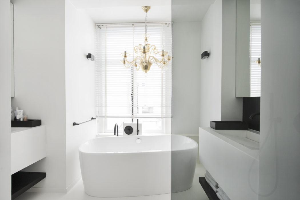 Zwarte Kraan Badkamer : Zwarte