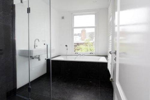 Strakke Zwart Witte Badkamer Pictures