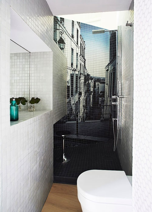Badkamers voorbeelden kleine badkamers voorbeelden - Badkamer inrichting ...
