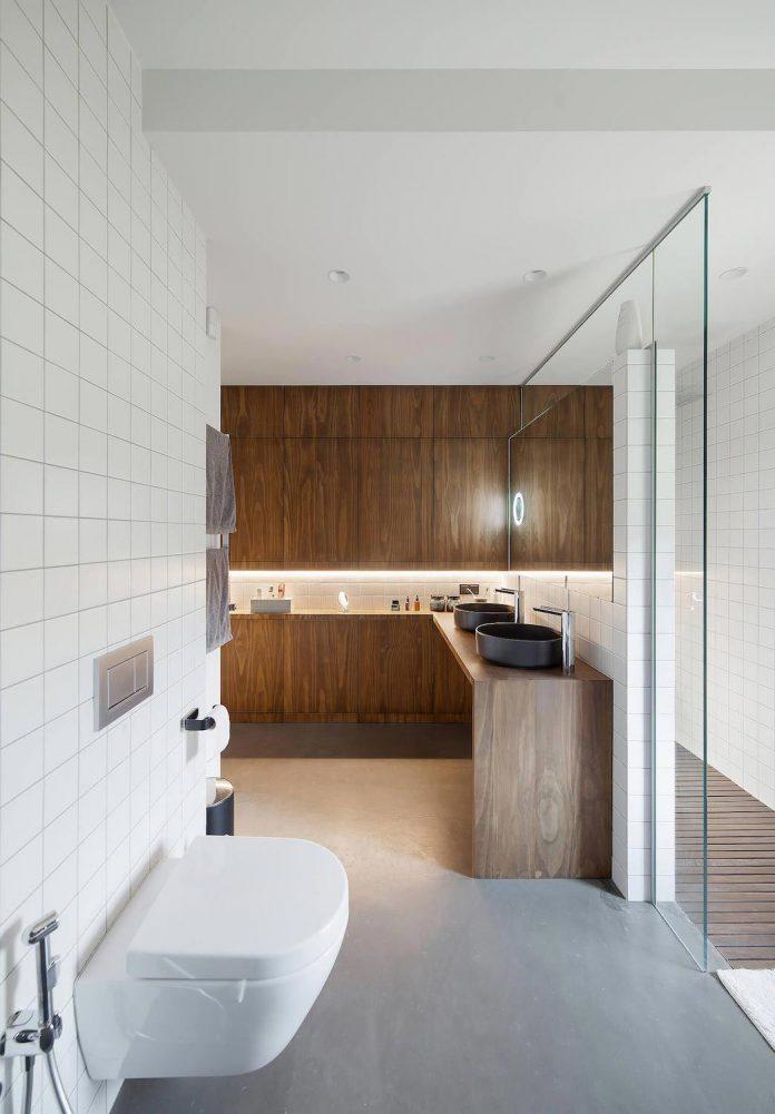 Badkamers voorbeelden - Moderne design badkamer ...