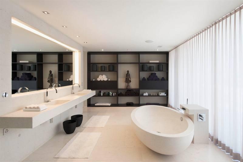 TL buizen in de badkamer - Badkamers voorbeelden