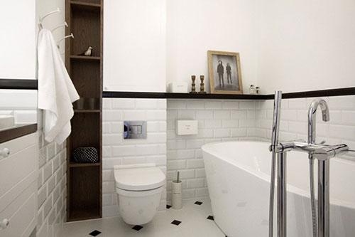 Twee badkamers in 1 appartement