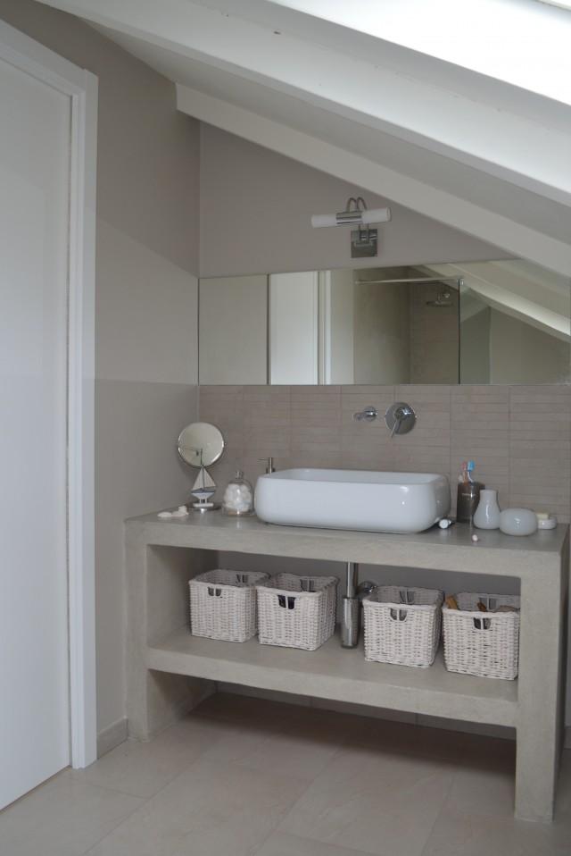 Tweede badkamer op zolder badkamers voorbeelden - Bagno in mansarda ...