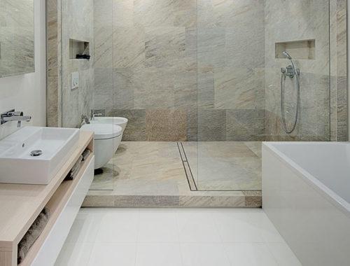 Uniek badkamerontwerp voor een jong gezien