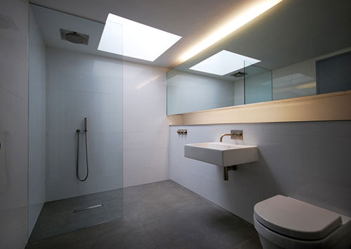 Urban badkamer