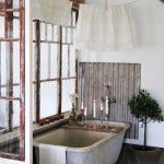 Vintage badkamer met heerlijke sfeer