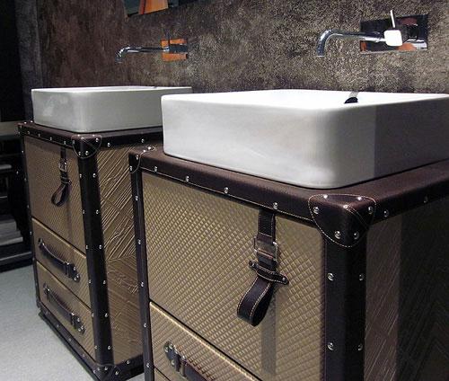 Vintage badkamermeubels van Coleccion Alexandra