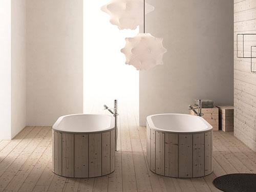 Vrijstaand bad door Studio APG