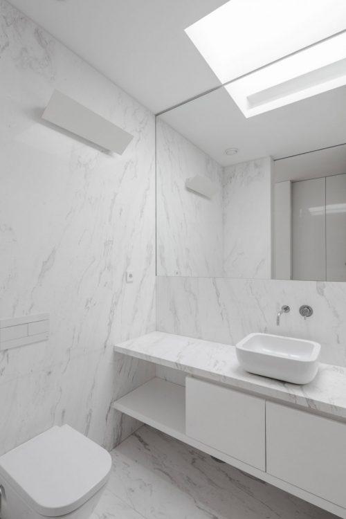 badkamer marmer beige: online kopen wholesale oak vanities uit, Badkamer