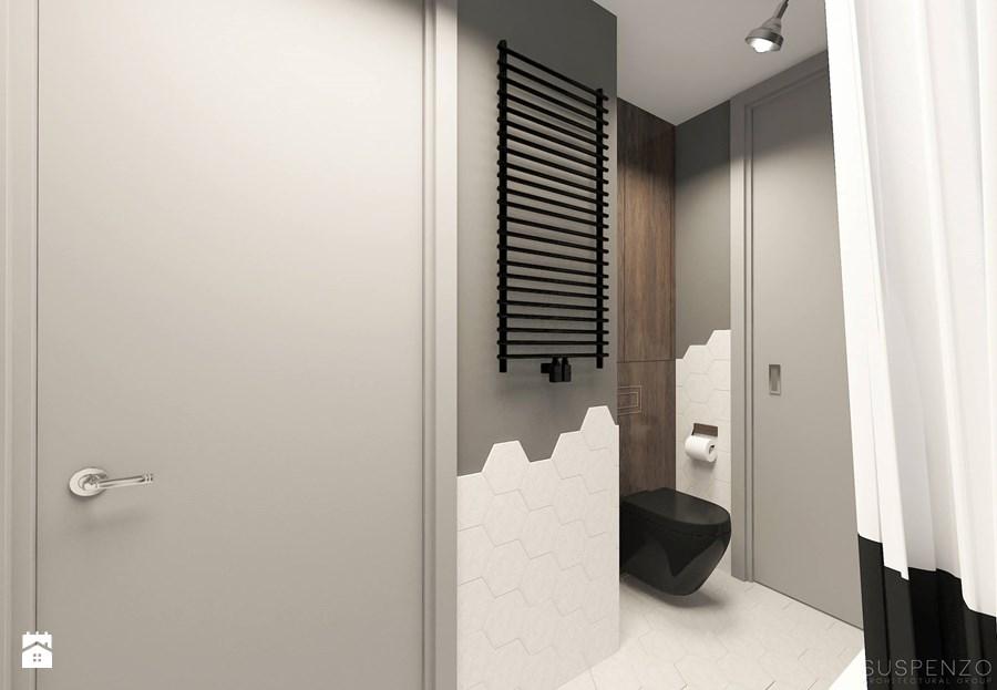 zwart-toilet