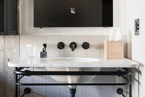 Zwarte Kraan Badkamer : Zwarte kraan in badkamer badkamers voorbeelden