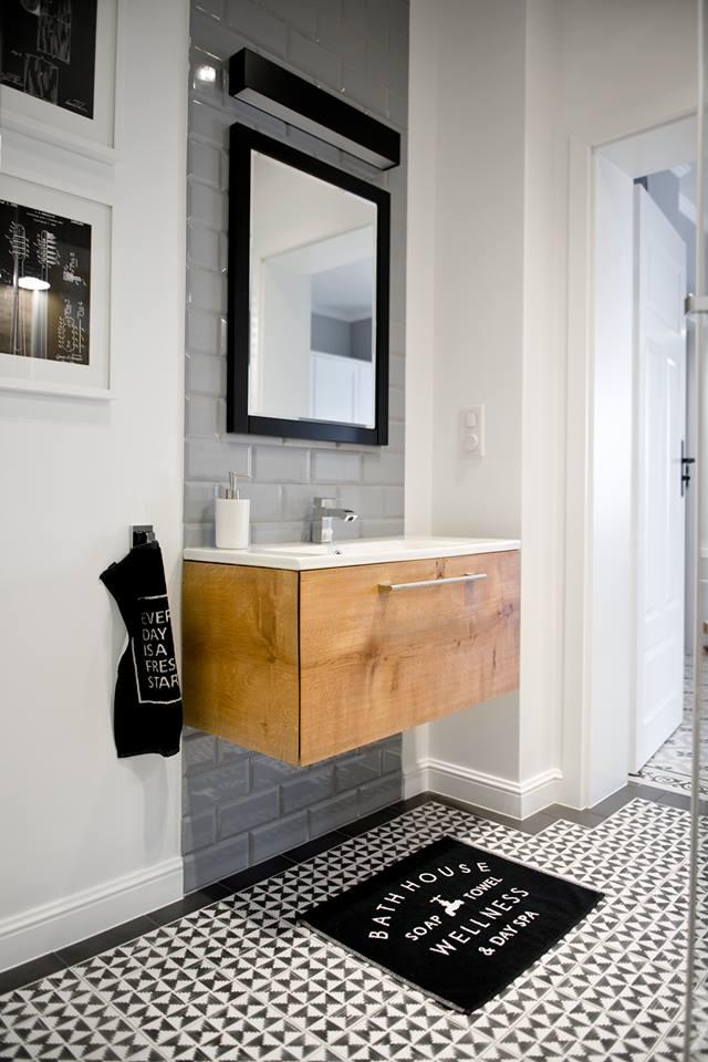 Moderne retro badkamer door shoko design badkamers voorbeelden - Badkamer badkamer meubels ...