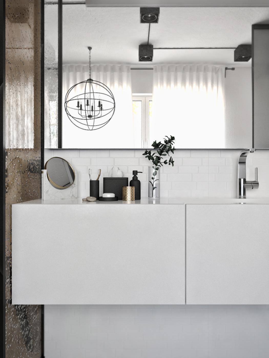 Badkamers voorbeelden » Moderne badkamers voorbeelden