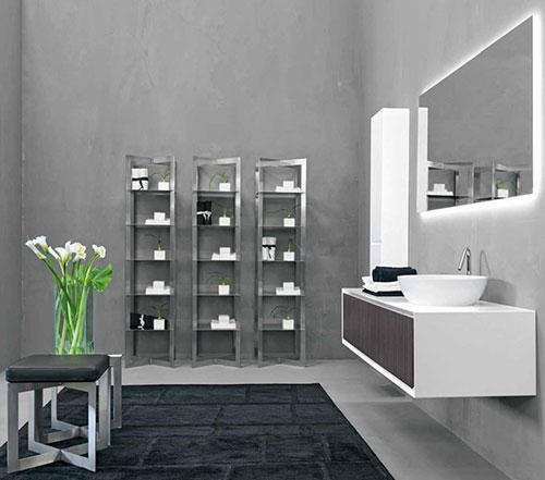 zwevende badkamermeubel kone badkamers voorbeelden
