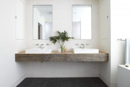 houten werkblad badkamer ~ pussyfuck for ., Badkamer